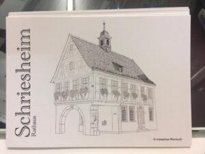 Postkarte Altes Rathaus